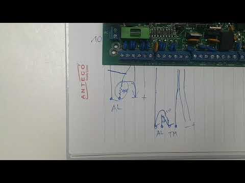 Подключение системы сигнализации Пима