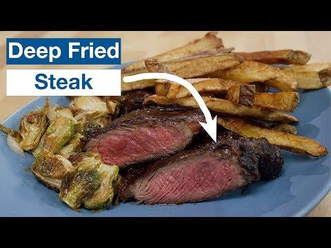 Deep Fried Steak Recipe || Le Gourmet TV Recipes