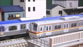 【マイクロエース】東京メトロ7000系(副都心線 後期形 更新車)走行シーン集