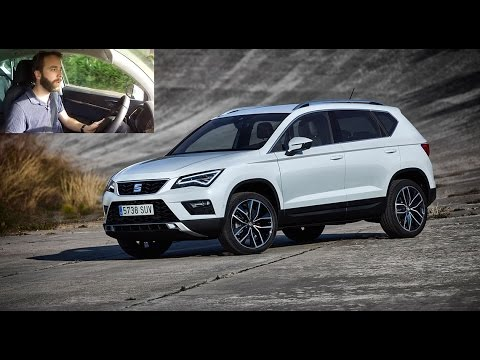 2016 seat ateca essai crossover ib re agr able avis. Black Bedroom Furniture Sets. Home Design Ideas