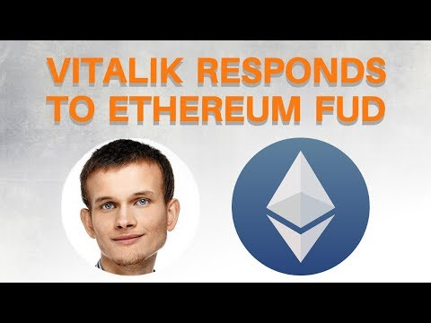 Vitalik Responds to Ethereum FUD | Russia | Enjincoin - Today's Crypto News