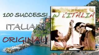 W L'ITALIA - 100 SUCCESSI ITALIANI ORIGINALI - Music Legends Book