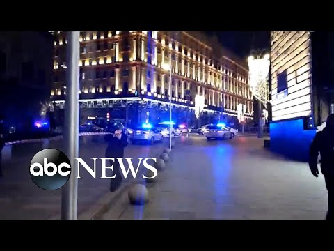 Shooting Reported Near Moscow Security Headquarters L ABC News