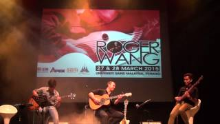 Sada Borneo Feat. Roger Wang Live In USM 2015