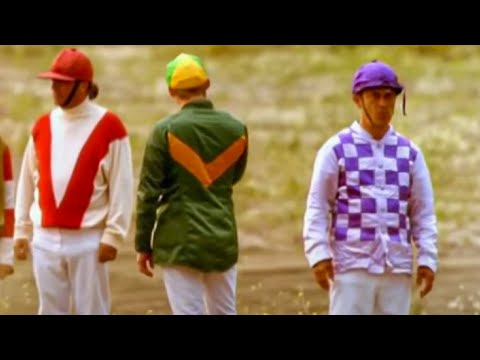 Jockeys in the wild - Big Train - BBC comedy