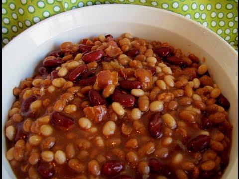 Calico Bean Recipe!