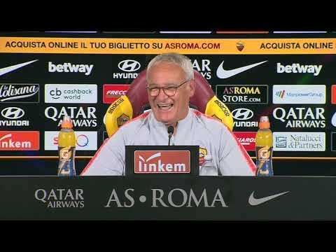 """Ultima conferenza di Ranieri a Trigoria: """"De Rossi titolare con la sua fascia"""""""