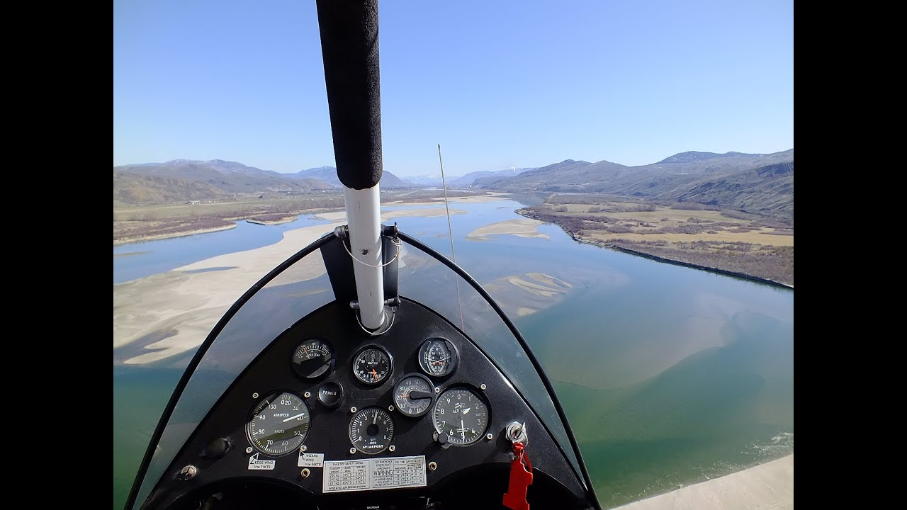 42  Trike Flying Kamloops, Savona, Oscar Hill, Kamloops, March 31, 2013