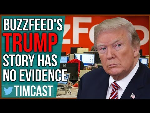 Buzzfeed's Report on Trump And Russia Has NO EVIDENCE Mp3