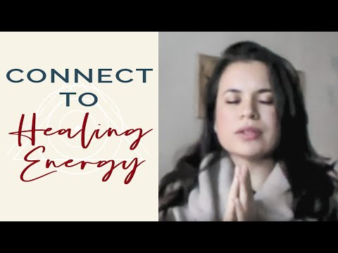 Connect To Healing Reiki Energy