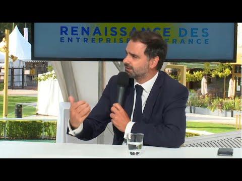 Laurent Saint-Martin : Intervention lors du Rassemblement des Entreprises de France (REF)