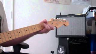 Heart - Crazy On You (Intro) with Strat