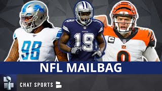 NFL Rumors: Damon Harrison To Seattle Or Chicago? Bengals Draft + Amari Cooper Injury? | Mailbag