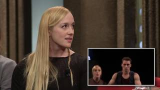 3. Anna Schmidtmajerová - Show Jana Krause 24. 5. 2017