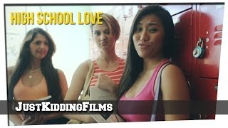 Movies vs Real Life: High School Love feat. olivia thai