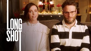 Long Shot (2019 Movie) Sneak Peek Tonight – Seth Rogen, Charlize Theron