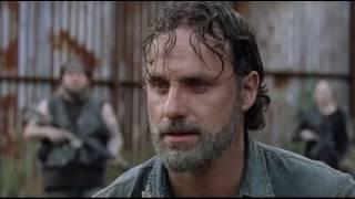 The Walking Dead. Ходячие мертвецы 7/16. Королевство и Хиллтоп спасают Александрию.