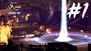 Sacred Citadel Gameplay Walkthrough Act 1 - Part 1 Wellbury Town HD