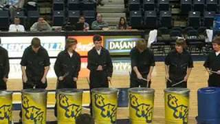 Ocoee Middle School Garbage Can Band