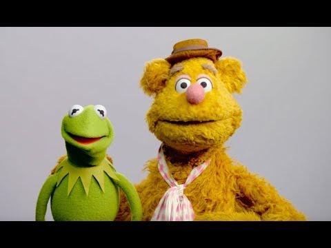 Muppet Thought of the Week ft. Kermit the Frog & Fozzie Bear | The Muppets