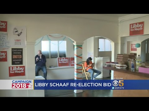 DC - Oakland's Mayor Schaff elected to second term