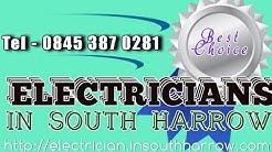 Electrician in South Harrow