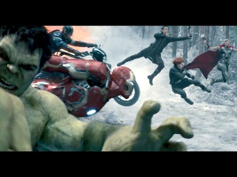 AVENGERS 2 Bande Annonce VF # 3 streaming vf