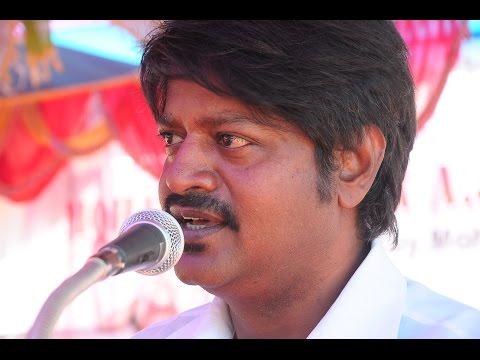 Speech by Mr. Daniel Balaji, Tamil Cine Actor on MSAJCE College Day 2016