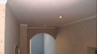 видео дешевые натяжные потолки в одинцово