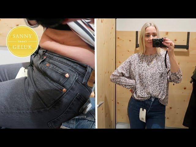 Hoe ik hopelijk snel weer in mijn broeken pas?! + pashokjes shoplog | Sanny zoekt Geluk