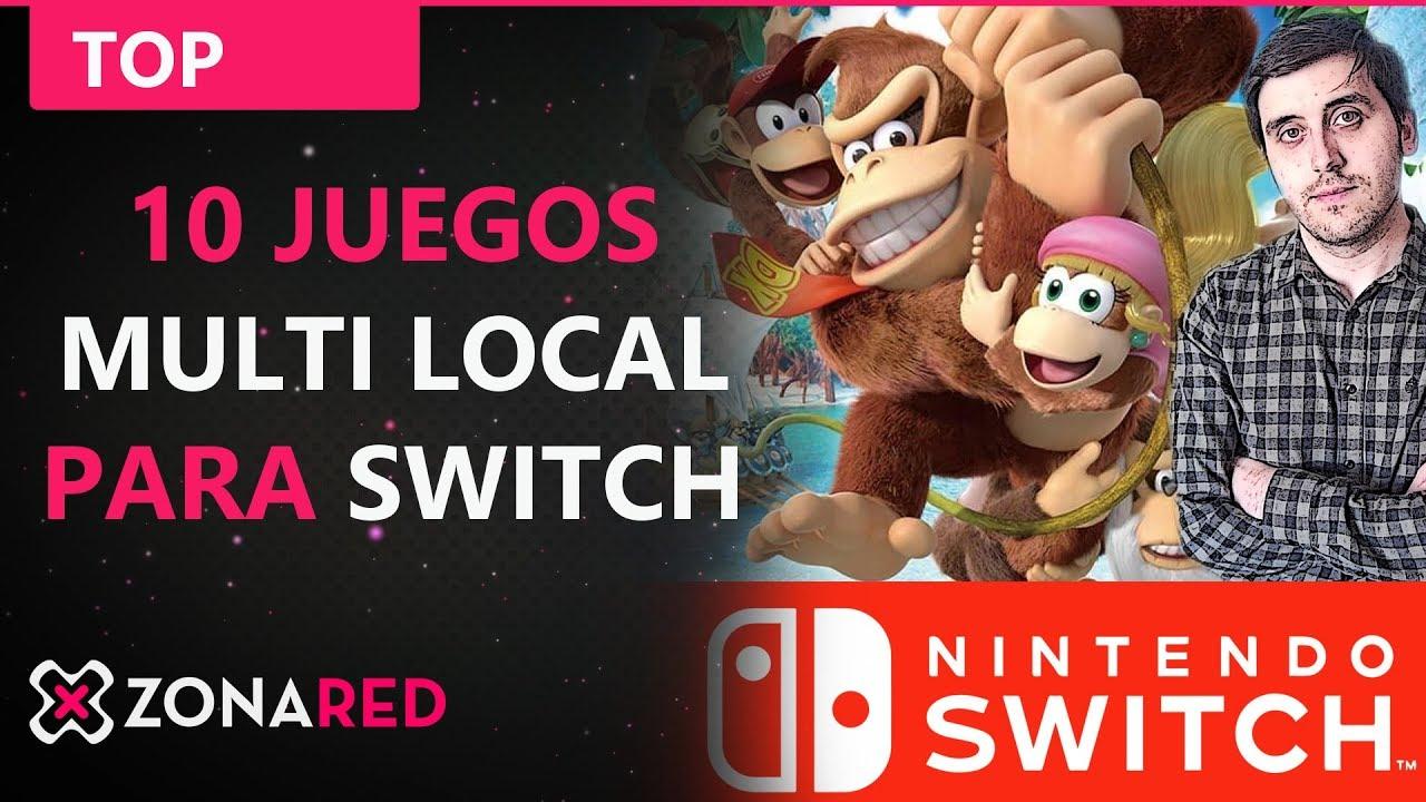 10 Juegos De Nintendo Switch Para Multijugador Local Que Puede