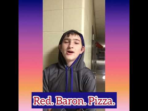 Red Baron Pizza Spanish 2 Commercial Youtube