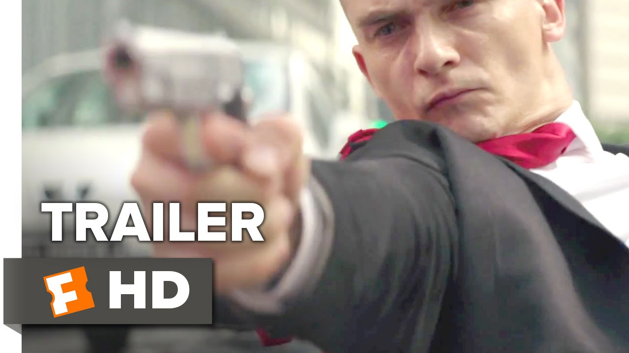 Hitman Agent 47 His Name Is 47 Trailer 2015 Rupert Friend