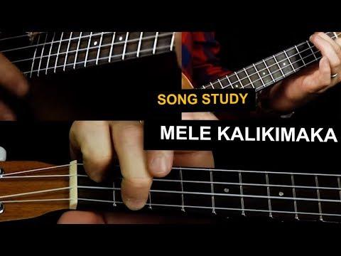 Mele Kalikimaka ukulele chord lesson - ukulele Christmas songs