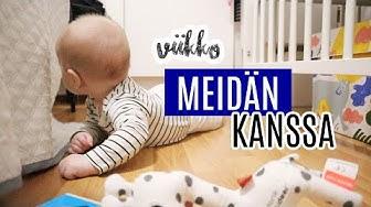 Viikko vauva-arkea | MY WEEK |