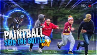 """PAINTBALL SPIN THE BOTTLE!"" MOST INTENSE GAME EVER!***"