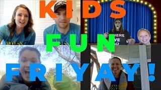 Kids Fun Friday 4