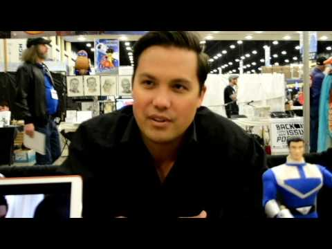 Michael Copon Star of One Tree Hill and Power Rangers
