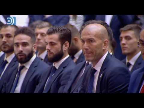 El Real Madrid ofrece la Undécima a la Comunidad de Madrid