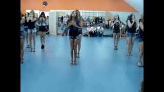 Strip-dance * Килина Лера* Выступление на открытии Фитнес-Фрэнда