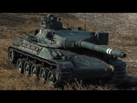 World of Tanks AMX 30 B - 6 Kills 9,6K Damage thumbnail