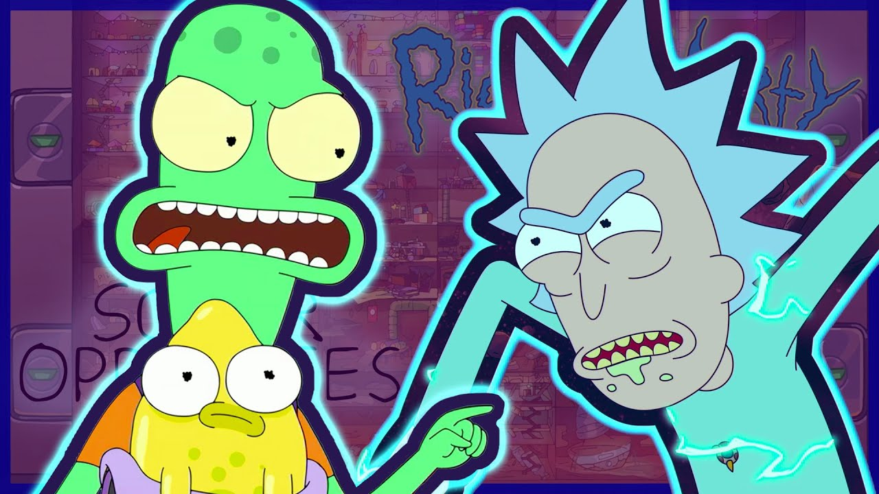 How SOLAR OPPOSITES Outclassed Rick and Morty in 2020