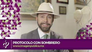 Protocolo con sombreros - Colegio de Imagen Pública