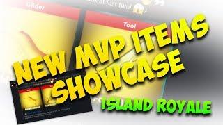 Neue MVP ITEMS! ROBLOX Island Royale (Updates)