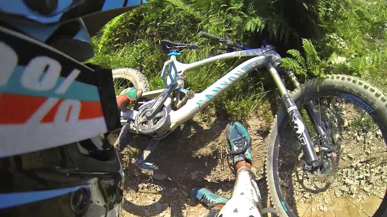 Eurotrip 2015 Part 5 Bikepark Saalbach Hinterglemm Youtube