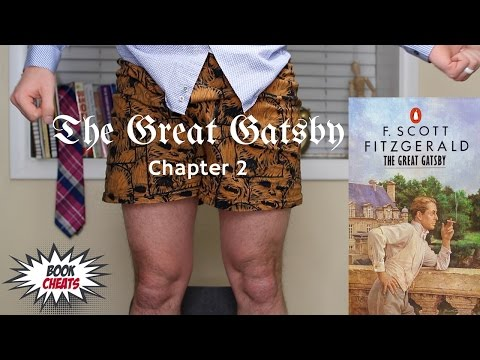 The Great Gatsby Chapter 2 Summary