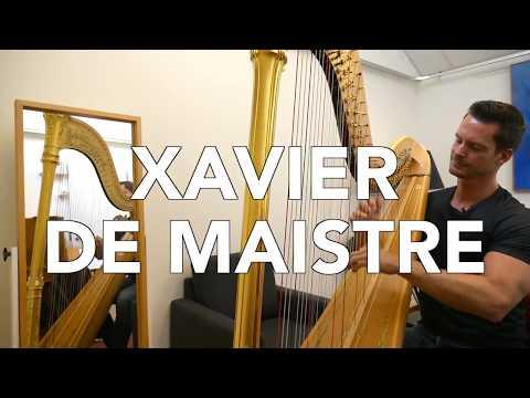 Xavier de Maistre and the Swedish Radio Symphony Orchestra