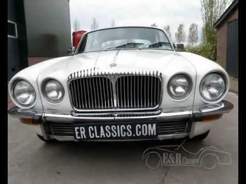 Daimler Sovereign 1978 Serie II LWB - www.ErClassics.com