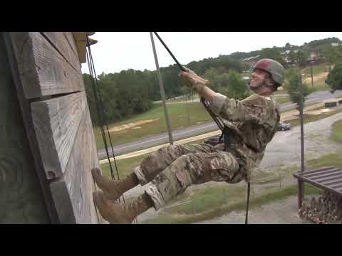 Army Recruits Take