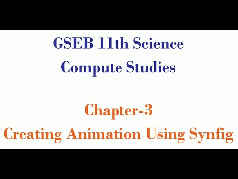 GSEB 11th Science Computer Science Chapter-3